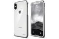 Чехол накладка Elago для iPhone X Slim Fit 2 Hard PC, Clear (ES8SM2-CC)
