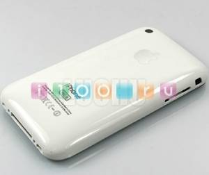 Задняя панель для iPhone 3GS 16GB (белая)