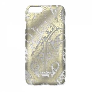 Купить чехол накладку для iPhone 5 / 5S / SE Christian Lacroix Paseo transparent Hard Gold, CLPSMCOVIPSEG