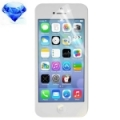 Мерцающая защитная пленка Diamond Screen Protector для iPhone 55/5S/5C/SE C (Japan Materials)