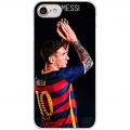 Чехол накладка с Messi для iPhone 4 / 4S Football Club Barcelona