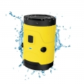Беспроводная Bluetooth колонка Scosche BoomBottle H2O Speaker Yellow (BTH2OY)