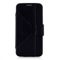 Кожаный чехол книжка для Samsung Galaxy S6 - The Core Smart Case - Black (GCSAS6)