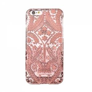 Купить чехол накладку для iPhone 6 / 6S Christian Lacroix Paseo transparent Hard Rose gold, CLPSCOVIP6R
