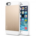Чехол Spigen Saturn case для iPhone 5 / 5S / SE (Champagne Gold)